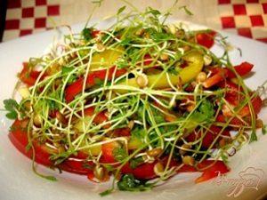 Проростки – це досконала форма здорового харчування: